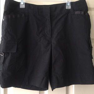 Black Shorts White House/Black Market